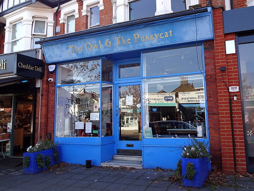 Owl & The Pussycat, West Ealing, London W13
