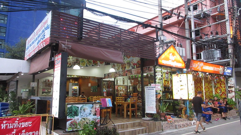 Bars Massage Babes Hotels North Pattaya