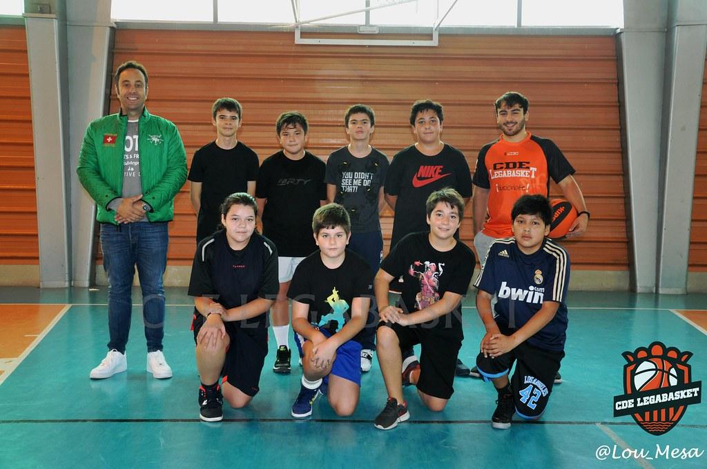 27/10/2018.-Infantil Mixto vs Colegio Legamar