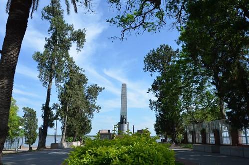 Monumento a Mitre y las Cautivas