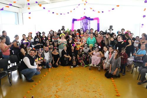 Celebración Dia de Muertos CENDI Tlajomulco