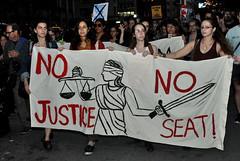No Justice No Seat