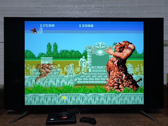 「SEGA MD 復古遊戲機」經典再現感動滿載,內建85款經典遊戲/電視遊樂器 - 43