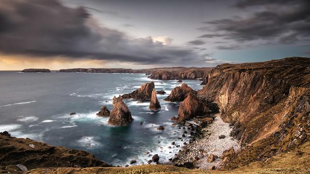 Mangersta Sea Stacks, Nikon D850, AF-S Nikkor 16-35mm f/4G ED VR