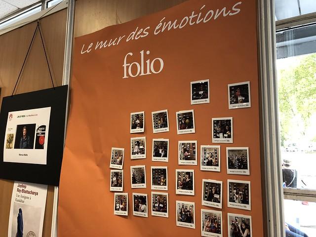 Photocall éditions Folio