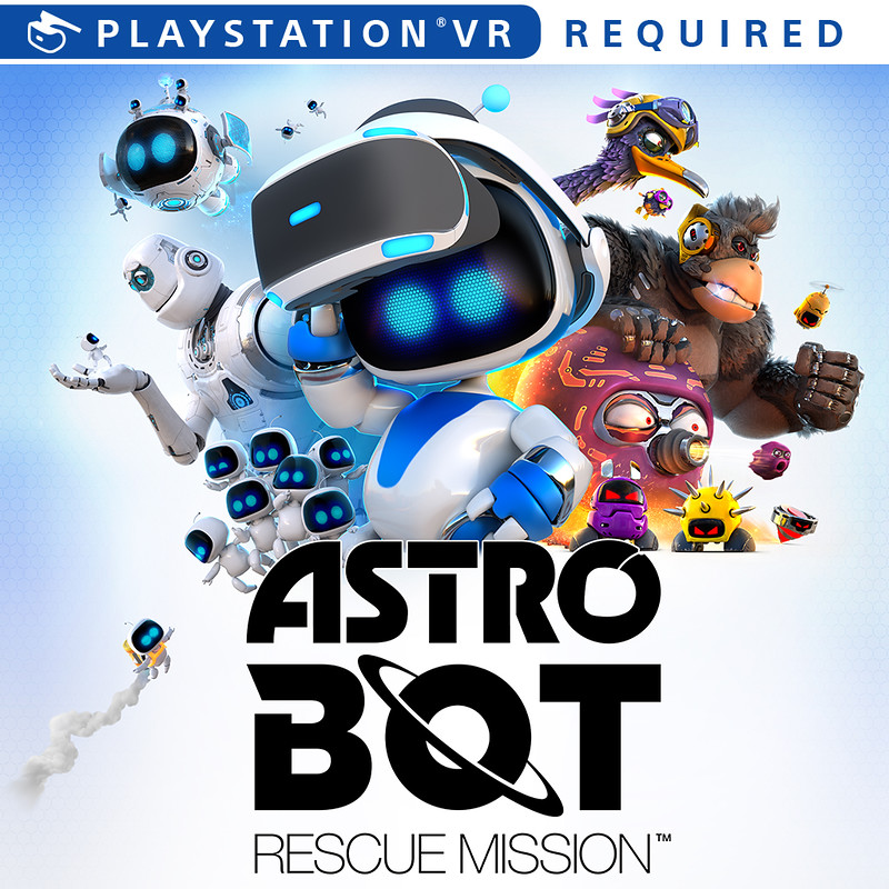 ASTRO BOT Rescue Mission Demo