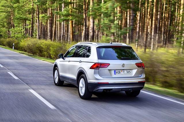 Comprar Volkswagen Tiguan
