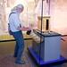Ted phtographing King Tutankhamun's Shrine to Nekhbet DSC_0987