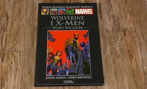 WKKM 139 Wolverine i X-men Nowy Początek