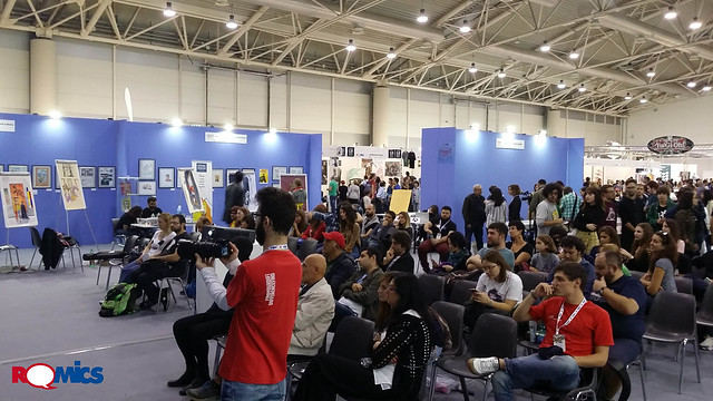 Romics Officina del Fumetto – Comics City