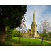 St Mary's Church Batsford.