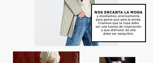 A Amazon le encanta la moda XD