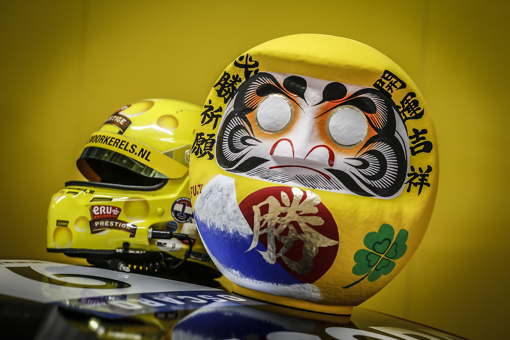 CORONEL Tom, (nld), Honda Civic TCR team Boutsen Ginion Racing, portrait casque helmet during the 2018 FIA WTCR World Touring Car cup of Japan, at Suzuka from october 26 to 28 - Photo Francois Flamand / DPPI