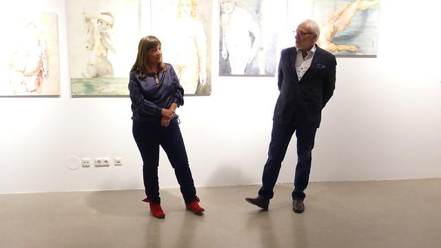 Vernissage Ausstellung Edith Maria Engelhard