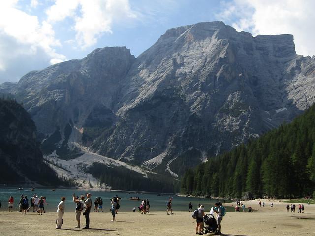 Alta Via 1-Dolomites, Italy