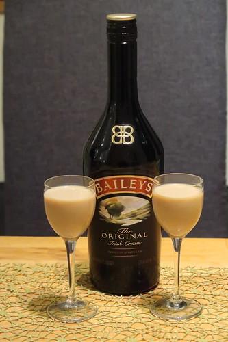 Baileys Original Irish Cream als Nachtisch