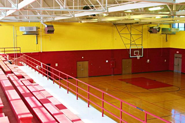 Carver gym