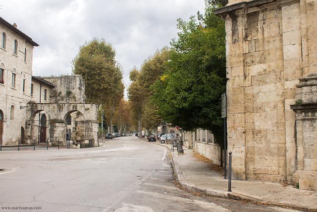 Largo Porta Romana