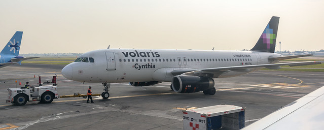 Volaris A320 (MEX)