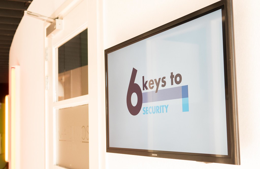 6Keys To Security 2018