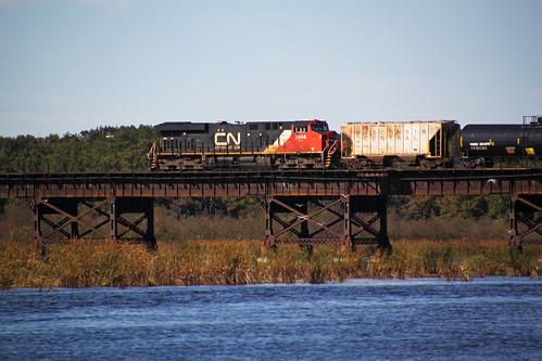 CN 2944 does rear DPU duty on OSVVP-03
