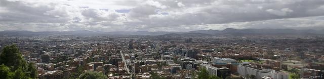 Panorámica de Bogotá DC03