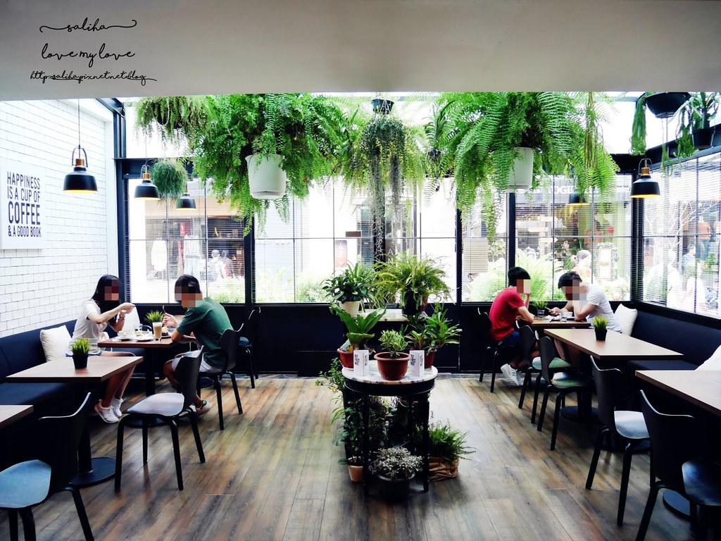 台北永康街咖啡館咖啡廳下午茶推薦ANGEL CAFE (1)