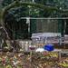 Area outside garden walls - Castle Bromwich Hall Gardens - Jutta's Wild Weaving