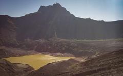 Mt. Kelud's Crater