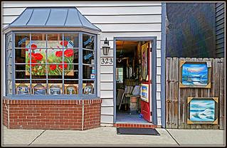 Amazing Art Sale - a tough way to make a living.