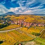 16. Oktoober 2018 - 14:53 - automne in Alsace