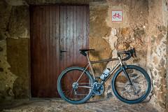 Santcuary VIP bike parking