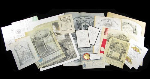 James Kimball archive
