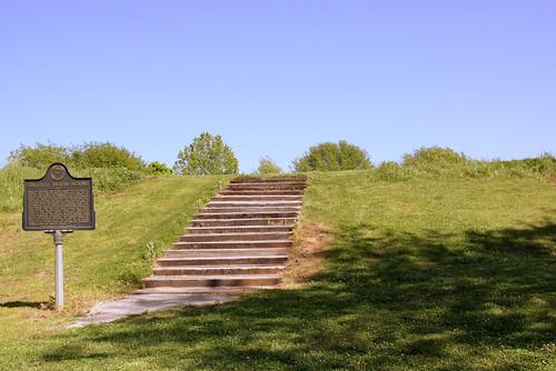 Oakville Indian Mound - Oakville, AL