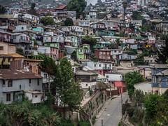 Little houses on the hillside