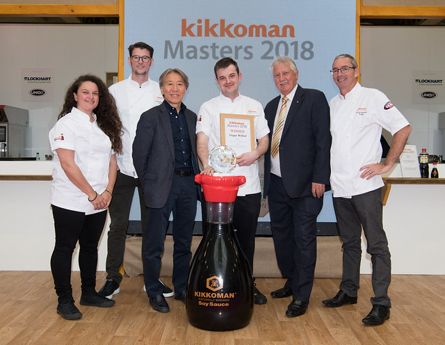 Kikkoman Masters 2018
