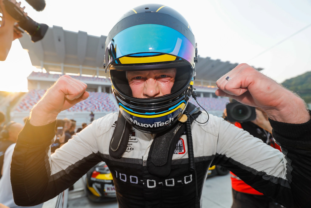 BJORK Thed, (swe), Hyundai i30 N TCR team Yvan Muller Racing, portrait during the 2018 FIA WTCR World Touring Car cup of China, at Ningbo  from September 28 to 30 - Photo Marc de Mattia / DPPI