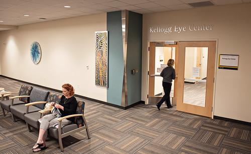 Kellogg Eye Center Expands Comprehensive Eye Clinic In Brighton