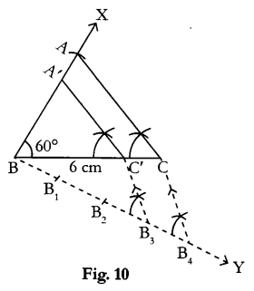 CBSE Sample Papers for Class 10 Maths Paper 11 A 26
