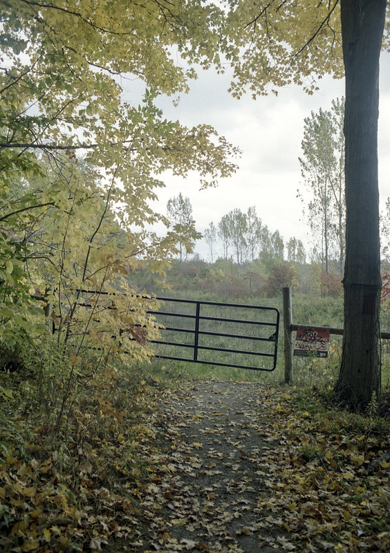 Gate to the Quarry