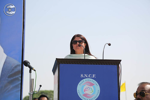 Executive President SNCF, Bindiya Chhabra Ji