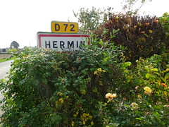 Hermin city-limit (1) - Photo of Marquay