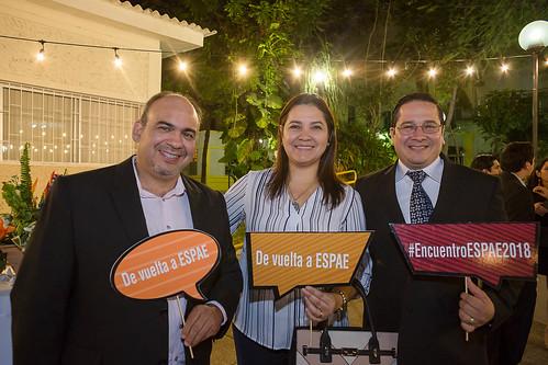 Encuentro de ESPAE Alumni 2018