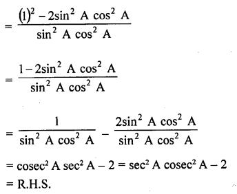 Learncbse.In Class 10 Chapter 6 Trigonometric Identities