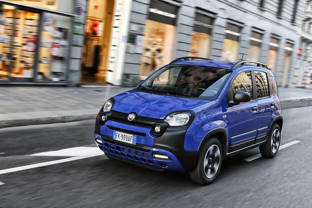 Comprar Fiat Panda