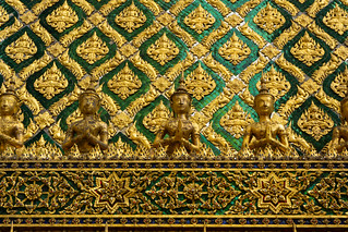 Temple Detail - Green | by JimboRocks