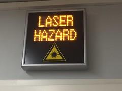 Laser inside