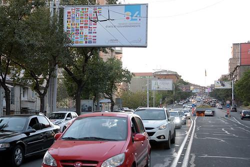 Ambiance à Erevan