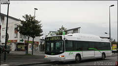 Heuliez Bus GX 317 GNV - Semitan (Société d'Économie MIxte des Transports en commun de l'Agglomération Nantaise) / TAN (Transports en commun de l'Agglomération Nantaise) n°552