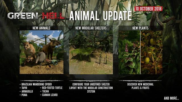 GH Animal update